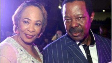 Photo of King Sunny Ade loses wife, Risikat Adegeye