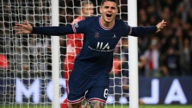 Photo of Icardi saves PSG's blushes with last-gasp winner at home to Lyon