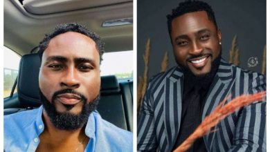 Photo of Pere reveals he has a girlfriend outside the BBNaija house, makes special request for her