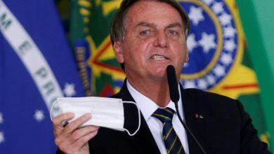 Photo of Bolsonaro tells UN he's against Covid vaccine passports