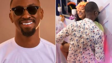Photo of BBNaija: Saga Can't Handle His Excitement after He Saw Nini Taking off Her Bra