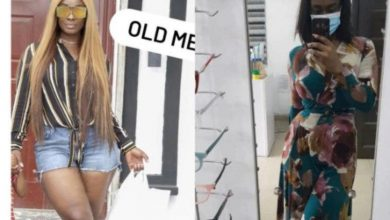 Photo of Uriel explains medical reason for drastic weight loss