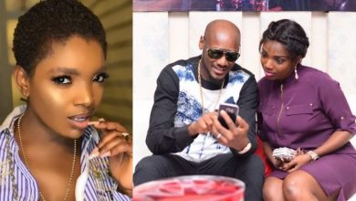 Photo of Tuface and Annie Idibia spotted at a party in Abuja last night (Video)