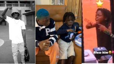 Photo of Bella Shmurda offers scholarship to little boy who went viral for singing and dancing to his song (Video)