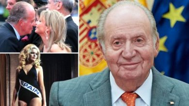 Photo of Spain's former king Juan Carlos 'injected with female hormones' to control his sex drive