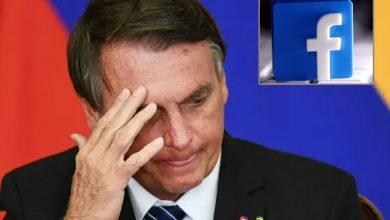 Photo of Facebook removes Jair Bolsonaro video linking Covid-19 shots to AIDS