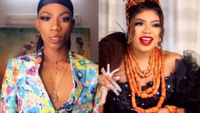 Photo of Don't Be Stupid, Not All That Glitters Is Gold – James Brown Shades Bobrisky