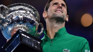 Photo of Novak Djokovic warned his 'Grand Slam titles won't protect him' from Covid-19 as vaccine row rages ahead of Australian Open