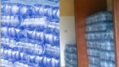 """Photo of """"Buhari Has Finished Us' – Nigerians Cry Out as 'Pure Water' Now Sells For N400 Per Bag"""