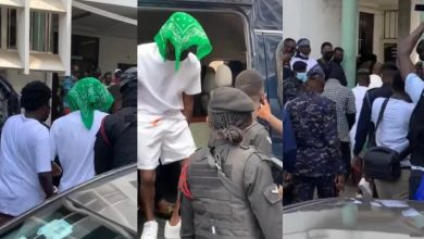 Photo of Shatta Wale & associates finally granted bail at Circuit Court