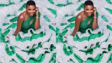 Photo of Annie Idibia Celebrates Nigeria @ 61 With Stunning Photos