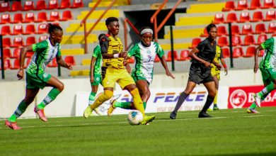 Photo of Super Falcons pip Ghana in AWCON qualifier