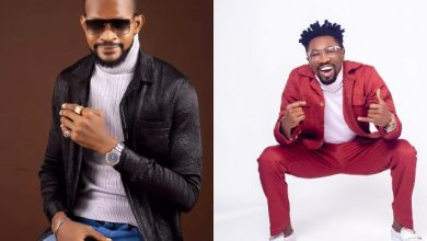 """Photo of """"Accept Your Mistake"""" – Uche Maduagwu Smacks Boma For Bragging About Escapades With Tega"""