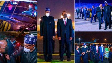 Photo of Ethiopia Prime Minister Works As Chauffeur to Buhari