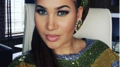 """Photo of Caroline Danjuma advices married couples, """"The only time to speak up is if domestic violence or extreme emotional abuse is involved and you need help"""""""