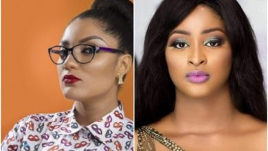 Photo of Gifty Powers Tongue Lashes Etinosa After The Actress Dragged Her For Praising Davido