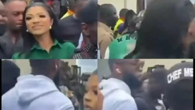 Photo of BBNaija: Excitement as Fans Welcome Emmanuel, Whitemoney, Liquorose in Uyo [VIDEO]