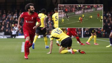 Photo of Mo Salah produces ridiculous solo goal again as fans hail Egyptian as best in world (VIDEO)