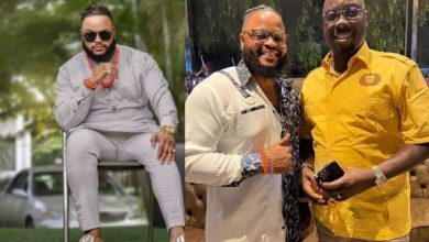 Photo of BBNaija: All That Happened during Whitemoney and Angel's Visit to Obi Cubana's Club