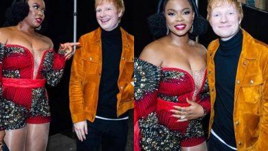 Photo of You Need to See Yemi Alade's Reaction the Moment Ed Sheeran Said He Prefers Ghana Jollof to Nigerian Jollof
